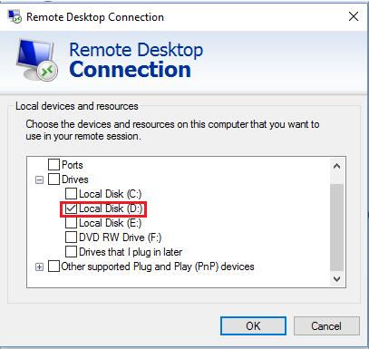 انتقال فایل از VPS به کامپیوتر