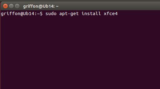 vnc ubuntu